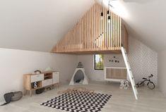 Home Room Design, Home Interior Design, House Design, Home Bedroom, Kids Bedroom, Backyard Guest Houses, Mezzanine Bedroom, House Rooms, Room Interior