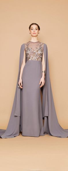 Georges Hobeika - Fall-Winter Ready-to-Wear Collection Georges Hobeika, Elegant Dresses, Pretty Dresses, Beautiful Gowns, Beautiful Outfits, Valentino, Modele Hijab, Evening Dresses, Prom Dresses