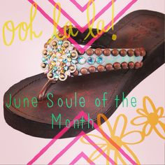 June Soule of the Month $125