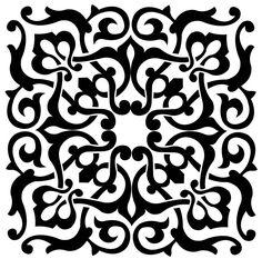 islamic motif creation More