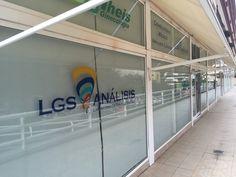 Fachada de LGS en Puerto de la Cruz.