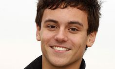british diver tom daley. yeah, sure, he looks ultra pretentious most of the time. but his eyes are bovine.