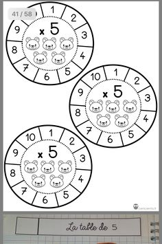 Multiplication Activities, Math Activities For Kids, Maths Puzzles, Math For Kids, Math Games, Math Websites, I Love Math, School Decorations, Multiplication