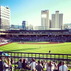 Summertime means watching baseball at Reno Aces Stadium