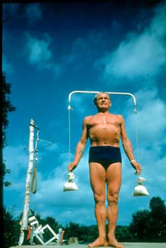 "Perhaps the most popular quote from Joseph Pilates was this: ""In 10 sessions, you will feel the difference. In 20, you will see the difference. And in 30, you'll be on your way to having a whole new body."
