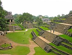 Hope to go here one day....Maya Ruins - Palenque, Mexico