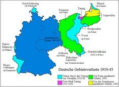 Deutschland1871-1991 - Ostgebiete des Deutschen Reiches – Wikipedia