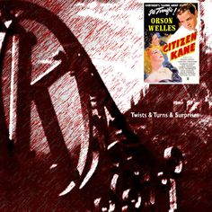 """Rosebud..."" Citizen Kane (1941) Director: Orson Welles. Stars: Orson Welles, Joseph Cotten, Dorothy Comingore, Agnes Moorehead, Ruth Warrick, Ray Collins, Erskine Sanford, Everett Sloane, William Alland, Paul Stewart."