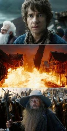 'The Hobbit: The Battle of the Five Armies' first teaser trailer released following Comic-Con - VNEWSUS