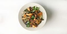 Spicy Asian Eggplant with Melon Stewed Squash, Fast Growing, Goat Milk, Japchae, Grain Free, Eggplant, Spicy, Veggies, Healthy Eating
