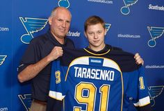 Vladimir Tarasenko....I'll start counting down the days until we meet. :)