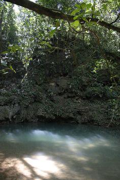 Blue Hole National Park, Belize on the Hummingbird Highway