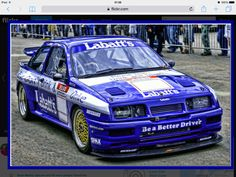 Mental cosworth rs 500