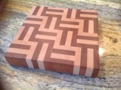 Hey, I found this really awesome Etsy listing at https://www.etsy.com/listing/174283947/end-grain-wood-cutting-board