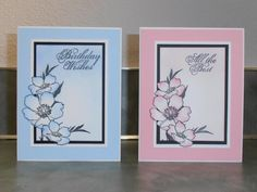 Fabulous Florets by windyredbird - Cards and Paper Crafts at Splitcoaststampers