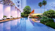Auris Serenity - Clubhouse with seamless river pool