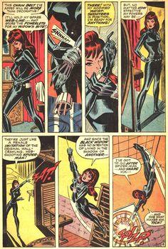 Spider-Man & Black Widow