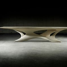 Erosion II Dining Table by Joseph Walsh