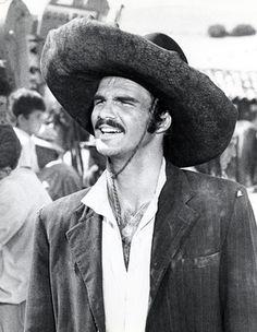 100 RIFLES - Burt Reynolds on location in Spain - 20th Century-Fox - Publicity Still.