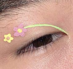 Cute Makeup Looks, Makeup Eye Looks, Eye Makeup Art, Pretty Makeup, Skin Makeup, Beauty Makeup, Clown Makeup, Mac Makeup, Makeup Eyeshadow