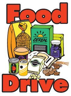 food drive clip art from the pto today clip art gallery community rh pinterest com canned food drive clipart food drive clip art images