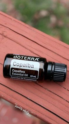 Learn about doTERRA's Copaiba essential oil! Let's talk about the uses, benefits, the medical research, and the chemical constituent Beta Carophyllene! More essential oil tips on my blog www.thepricklypilotswife.com