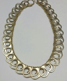 Can tab necklace $23 - EcoChique@aol.com