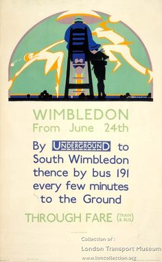Wimbledon ~ F.H. Warren