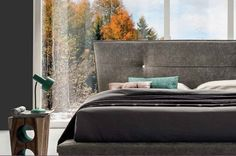 Modern ágy Chris - www. Bed, Furniture, Home Decor, Decoration Home, Stream Bed, Room Decor, Home Furnishings, Beds, Arredamento