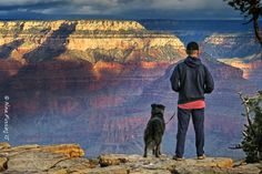 A basic, but very peaceful & superbly-locatedfull hookup National Park campground located only ~1 mile from Grand Canyon South Rim in N.Central AZ. Link to campground here: Trailer Village RV …