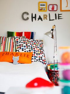 decor8 - svenska stylistgruppen - ann charlotte ridderstolpe Teenage Room, Children, Kids, Ann, Charlotte, Rooms, Interiors, Bedroom, Home Decor