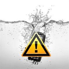Trenger du vannskadereparasjon til iPhone 4?