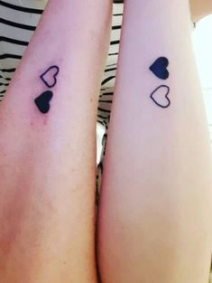 66d76eb6d 55 Best Mother Daughter Tattoos For Someone Special In Your Life - Blurmark