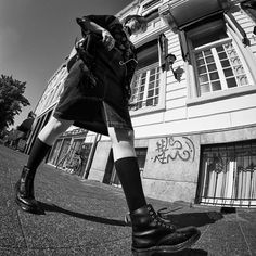 Fisheye Street Photography by  Willem Jonkers | All in http://bocadolobo.com/blog/photography-video/fisheye-street-photography-by-willem-jonkers/