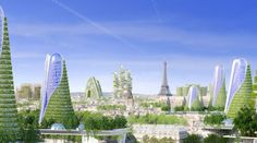 One can usually count on Vincent Callebaut to produce striking renders of futuristic sustainable architecture on a grand scale, and the Belgian architectural firm certainly doesn't disappoint with...