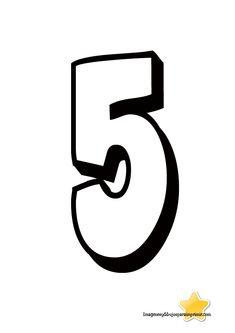 ¿buscas moldes de números grandes?   Los números grandes para imprimir , te traemos números grandes para imprimir y colorear , hacer manua...