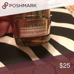 Estée Lauder Revitalizing Supreme cream Brand new .5 fl oz Estee Lauder Makeup