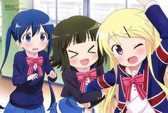 Aya, Karen & Shinobu from Kirino Mosaic