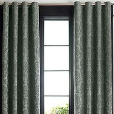 Eclipse® Daria Grommet-Top Thermalayer Blackout Panel  $60 everyday