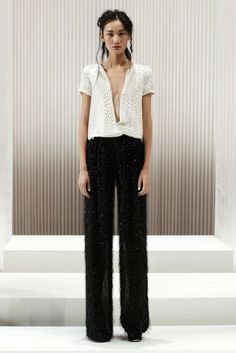 Wes Gordon Spring 2013 - Fashionista