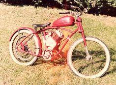 bike with whizzer