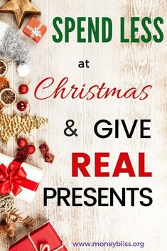 200+ Best Gift Ideas on a Budget images in 2020 | christmas on a