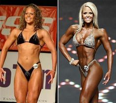 Nicole Wilkins: Then and NOW.