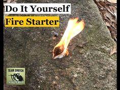 DIY Cheap & Easy Survival Fire Starter