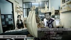 Music Etnik Indonesia | Instrumental | Sasando vs Piano