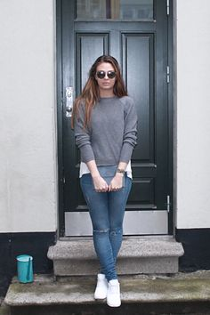 Cool and casual outfit