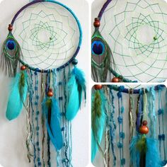 Gives me an idea. Maybe use old beaded necklaces for the strings?