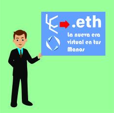 Dominios .eth, la forma descentralizada y 100% segura para asociar nombres simples y legibles a direcciones de Ethereum. Accounting, Movies, Movie Posters, Shopping, Shape, Films, Film Poster, Cinema, Movie