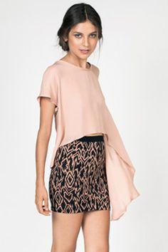 #blacklabelboutique.com   #Skirt                    #Donna #Mizani #Mini #Skirt #Tribal #Blush #Sale #Donna #Mizani #Skirt        Donna Mizani Mini Skirt in Tribal Blush - On Sale | Donna Mizani Skirt                                  http://www.seapai.com/product.aspx?PID=715339
