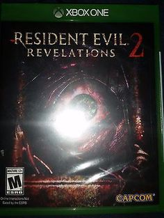 awesome Resident Evil Revelations 2 Xbox One Factory Sealed - For Sale